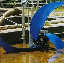 Unterwasser-Planetengetriebe