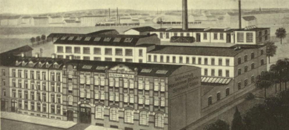 The company history