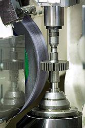 Reishauer gear grinding